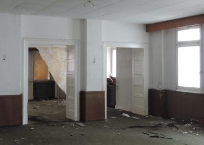 Bauschadstoffuntersuchung Gewerbegebäude, Hotels