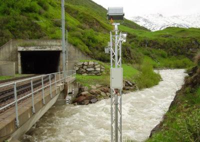 Gewässerüberwachung Walenbrunnen, Stille Reuss