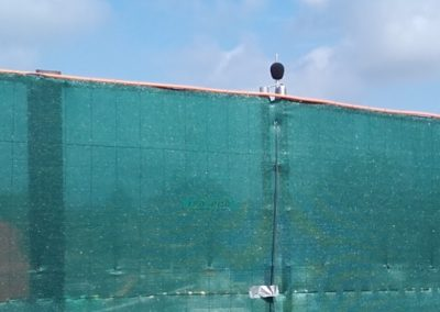 Monitoring bruit – Surveillance de chantier